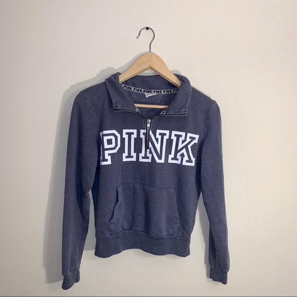 🍉2 for 30$🍉 Pink Quarter Zip Sweater